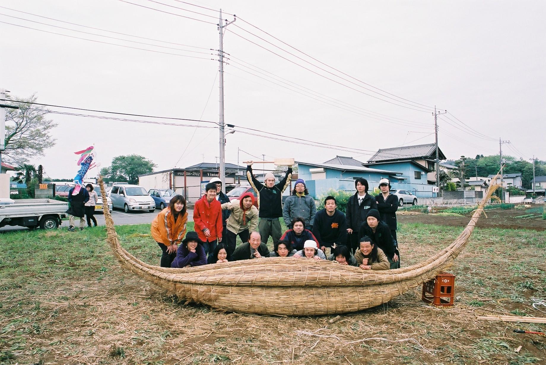 ゆう葦船祭り3